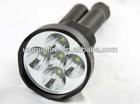 UniqueFire Most powerful Led Rechargeable 5000 Lumens Flashlight Cree swat Flashlight