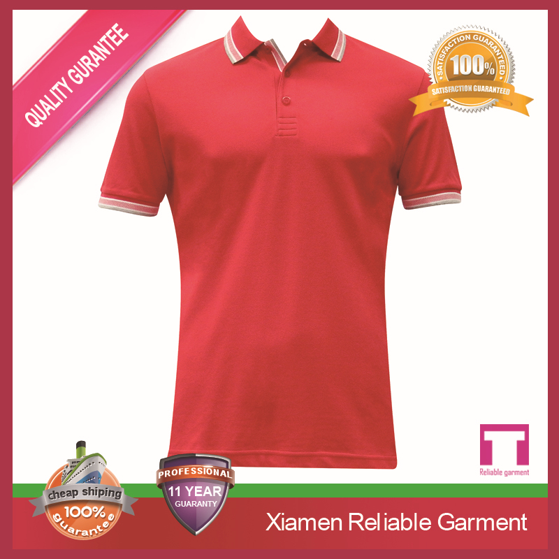 Custom printing polo shirt cotton cheap price