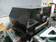 CHY-4550ALA1436 with beneficial for cell phone the electric driven auto L bar thermal film packing machine