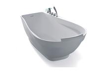 Whirlpool bathtubnique Shaped Free Standing Bathtub