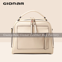 Simply Design Bags Famous Brand Custom Made Split Leather Bag Online Wholesale