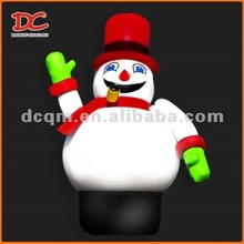 Attractive Large Lovely Happy Inflatable Snowman