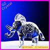 Lovely Crystal Elephant Figurine For Holiday Gifts