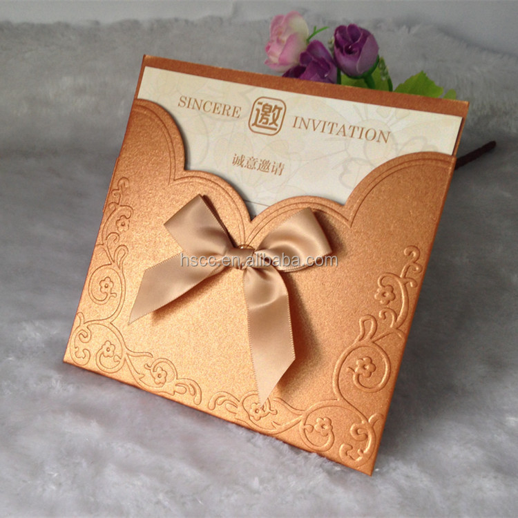 Hot European Butterfly Wedding Invitation Cards Business Invitation Cards Muslim Wedding