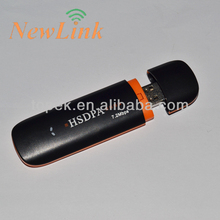 low price for 3g wireless network 7.2Mbps welcomed dongle