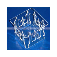 Custom square acrylic cake stand Lucite Clear Cake Pedestal Perspex Wedding cake Risers