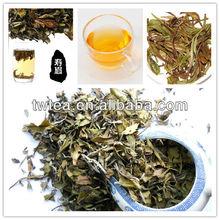 Shoumei White Tea least-processed tea