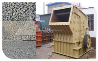 special shape impact plate impact crusher with cubical shape crushing products