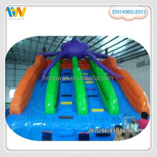giant octopus inflatable water slides for sale inflatable water park
