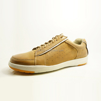 sneak style all-match lmens 100% pure leather skateboard shoes