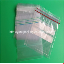 small zipper bag for garment accessory package