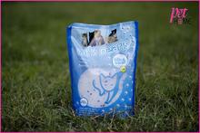 With 10 years manufacturer experience factory supply silica gel cat litter 1.8kg/bag 3.6kg/bag 15kg/bag