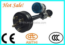 electric motor differential for golf cart, motor with rear axle, electric car differential