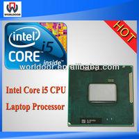 Hot Sell buy intel cpu processor Core i5 2540M used pga