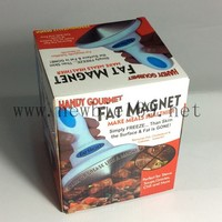 Handy Gourmet Reduce Food Surfaces Greasy Tool Fat Magnet
