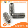 stainless steel hex socket set screws din 916