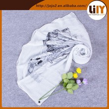 Wholesale fashion new style polyester military shemagh scarf S5118-A