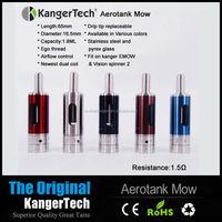 2014 The Newest E-zigaretten Kit Kanger EMOW Vs Kanger Protank & Aerotank Verdampfer