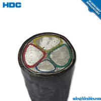 power supply aluminum sheathed cable