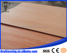 12mm okoume commercial furniture grade plywood from China factory