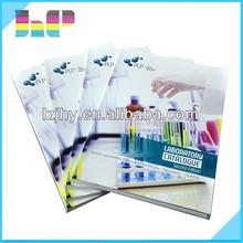 China Cheap print bulk pocket brochure printing mini offset digital print