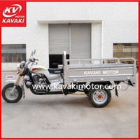 Classic 150cc/200cc/250cc WY Cargo Tricycle Motorcycle Tuk Tuk With Cheap Cost