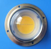 78mm 60degree Led glass lens for Cree CXA3070, led holder is available