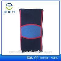 AFT-KB064 xxx movie neoprene waterproof knee sleeve / knee brace
