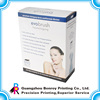 cosmetic packing boxes custom PVC window