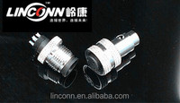 High high solder cable m12 connector screw electrical 4 6 8 12 pin Waterproof IP67 IP68 Connector M12