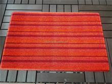Striped PVC ground mat fashion latest outdoor christmas door mats fashion latest outdoor christmas door mats/ground mat