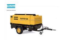 [HOT] Atlas Copco PDS XAVS136Dd 14 bar 300cfm air compressor