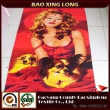 2015 china wholesale classic chinese seks beach towel