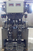 Wood Packaging Material and New Condition automatic machine for packing cement powder with 50 kg paper bags