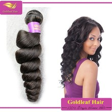 Alibaba express good natural looking human hair mongolian loose curls virgin hair weaving