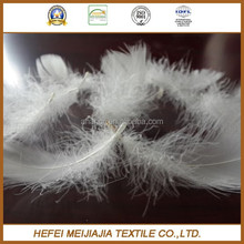 washed bulk white goose feathers for sale cheap