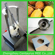 Hot selling mini pineapple peeling and core-off machine with lowest price