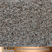 China Cheap Red Granite Stone for Square and Blind Tracks