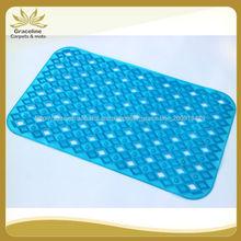 alfombra antideslizante utiliza en el baño