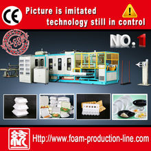 fully auto machine with cake tray forming plant