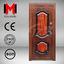 YIJIA hot sale latest building materials single steel door, YJRH19
