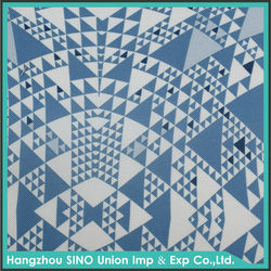 Cheap wholesale 2015 newest pattern customize woven polyester ghana print fabric