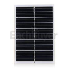 5V 0.8W 160mA Mini Solar Panel for Cellphone Toys