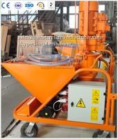 automatic plaster mixer pump for mortar, gypsum, fireproofing