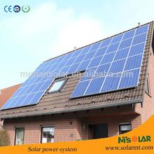 High quality clean energy off gird 4kw solar power system