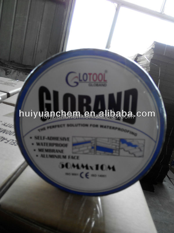 factory: self adhesive bitumen tape, flashing band