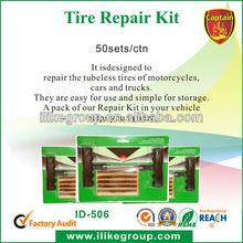 tire repair,kit tyre Repair Kit(REACH,ROHS)