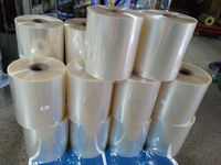 food and cosmetic plastic automatic packaging Roll film