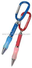 Hotsale custom fashional Short Light Metal Pen