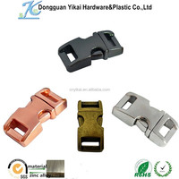 Yikai Quick side release metal buckle for dog collars